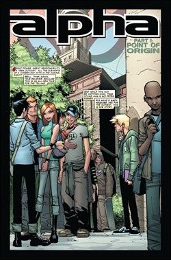 Amazing Spider-Man #692 Preview 1