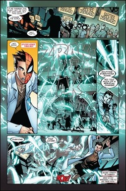 Amazing Spider-Man #692 Preview 5