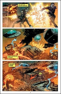 Mars Attacks #1 preview 3