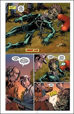 Mars Attacks #1 preview 4