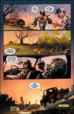 Mars Attacks #1 preview 5