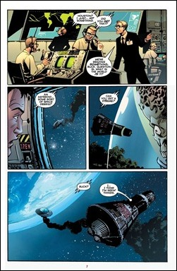 Mars Attacks #1 preview 8