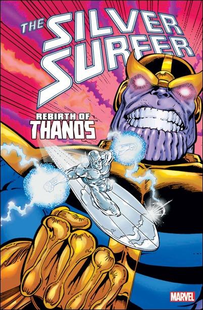 Silver Surfer: Rebirth of Thanos TPB