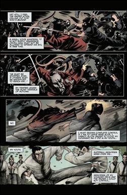 TMNT Microseries #5: Splinter preview 4