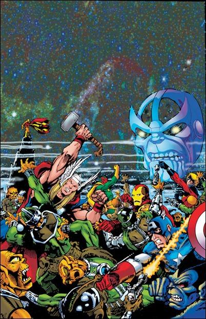 Thanos: The Final Threat #1