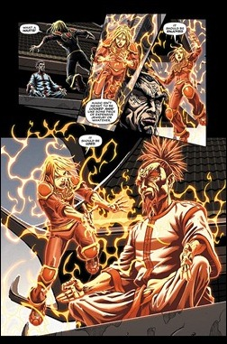 Soulfire: Power #1 preview 3