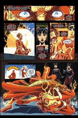 Soulfire: Power #1 preview 4