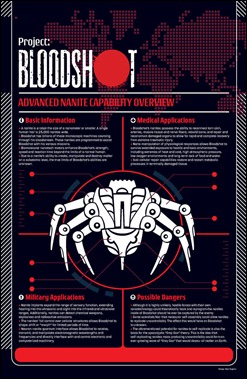 Bloodshot #1 preview 1