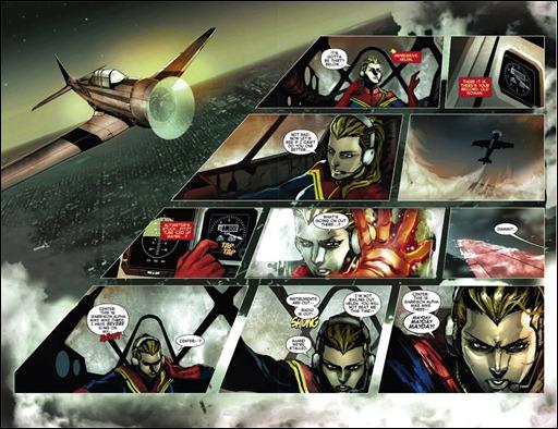 Captain Marvel #2 Preview 1