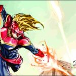 Preview: Captain Marvel #3 (Unlettered)