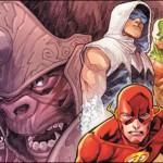 DC Comics October 2012: Justice League Solicitations