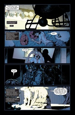 Harbinger #2 preview 1