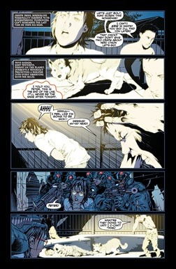 Harbinger #2 preview 2