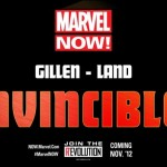 MarvelNOW! Teaser – INVINCIBLE.