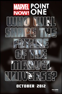 Marvel NOW! Point One Teaser
