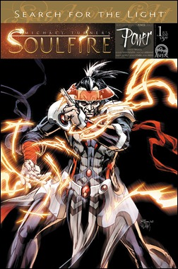 Soulfire: Power #1 cover A Ryan