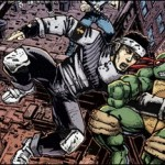 IDW Presents Teenage Mutant Ninja Turtles Annual 2012 Drawn by Kevin Eastman
