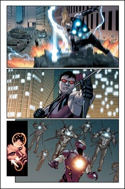 Ultimate Comics Ultimates #14 Preview 1