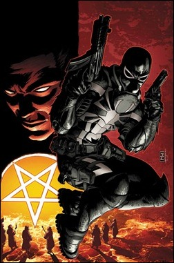 Venom #23 cover