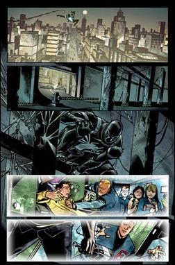 Venom #23 preview 1