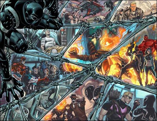 Venom #23 preview 2