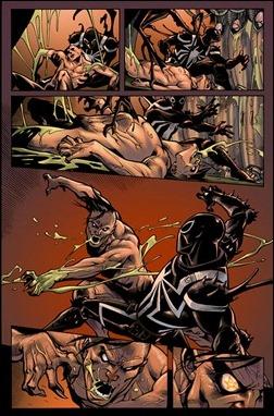 Venom #23 preview 3