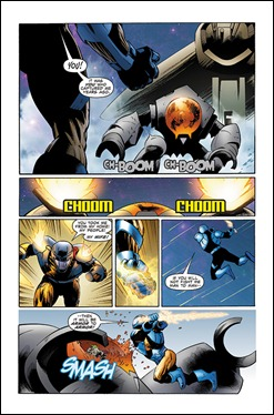 X-O Manowar #3 preview 1