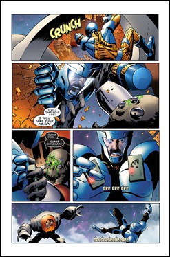 X-O Manowar #3 preview 2