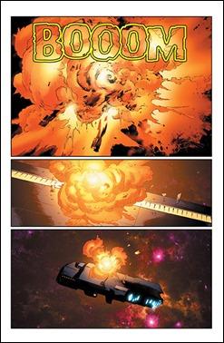 X-O Manowar #3 preview 3