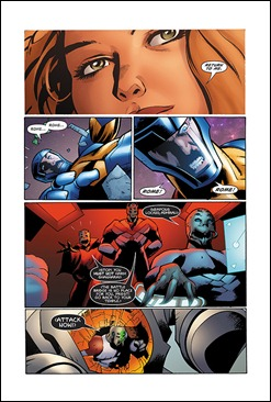 X-O Manowar #3 preview 5