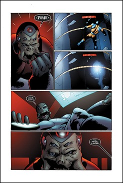 X-O Manowar #3 preview 6