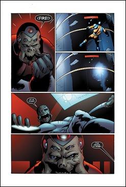 X-O Manowar #3 preview 6