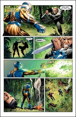 X-O Manowar #5 preview 1