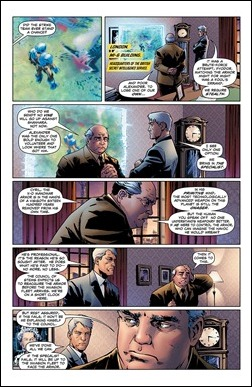 X-O Manowar #5 preview 2