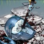 "Preview: X-O Manowar #5 ""Enter Ninjak"""