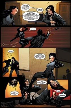 Executive Assistant: Assassins #3 Preview 3