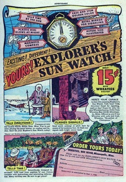 Sun Watch Ad