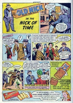 Old Nick Ad