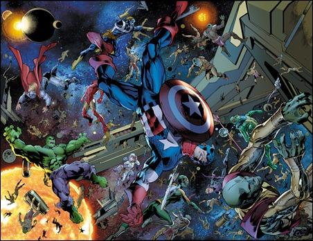 Avengers Assemble #7 Preview 2