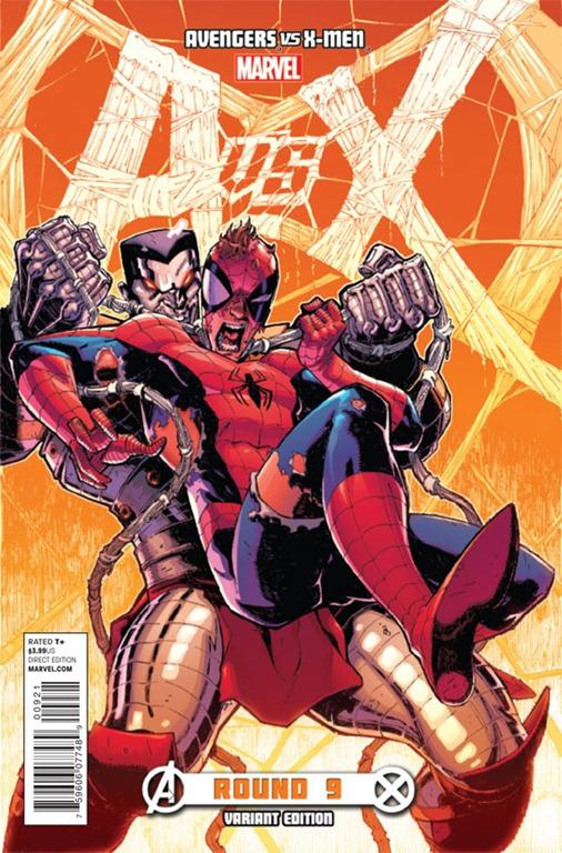 Avengers Vs. X-Men #9 Preview & Variant Covers