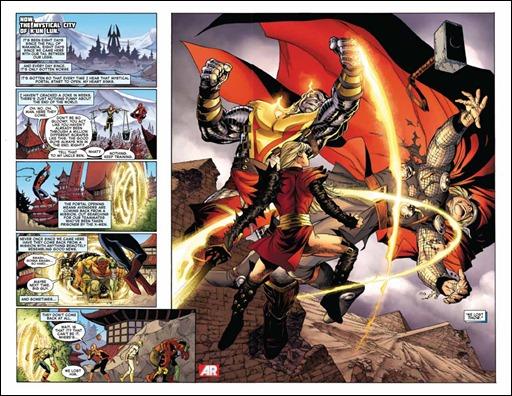 Avengers vs X-Men #9 Preview 4