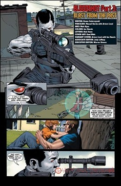 Bloodshot #3 Preview 2