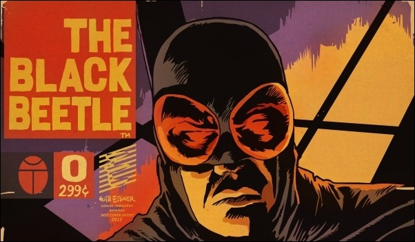 The Black Beetle #0