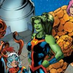 Fantastic Four #1 & FF #1 Connecting Covers by Mark Bagley Unveiled