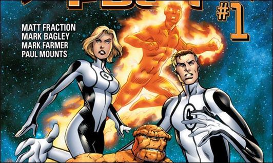 Fantastic Four #1 Cover
