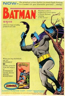Batman Toy Ad