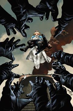 Harbinger #6 Cover