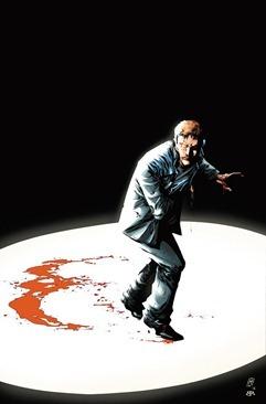 Harbinger #6 Clark Variant Cover