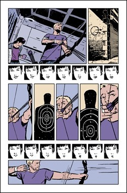 Hawkeye #2 preview 3