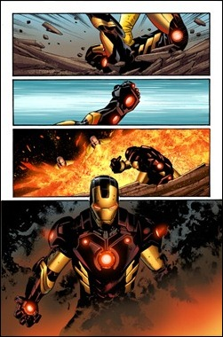 Iron Man #1 Preview 3
